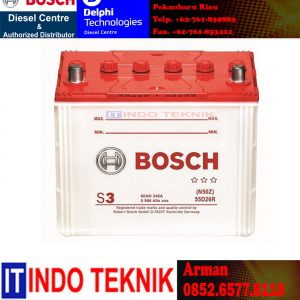 Bosch Battery Dry Charge N100