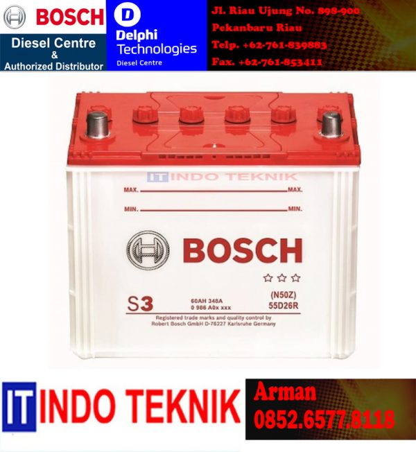 BoschBattery Dry Charge N50Z