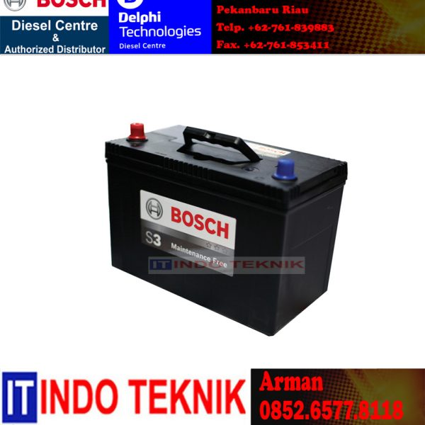 Bosch Battery Maintenance Free N50Z