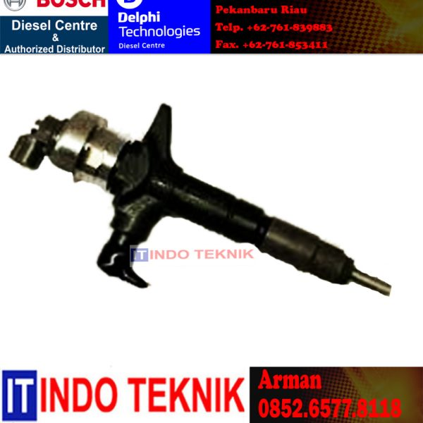 Injector D-Max (Denso)