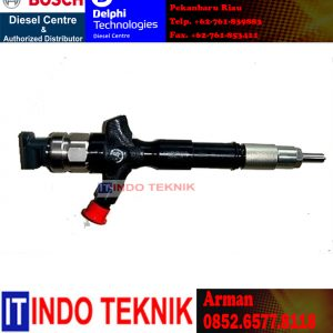 injector Toyota Hilux 2500 KD