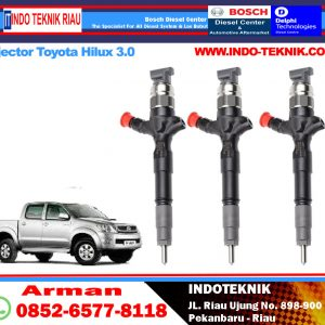 injector toyota hilux 3000