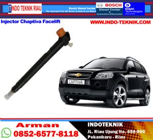 Injector chevrolet Chaptiva Facelift
