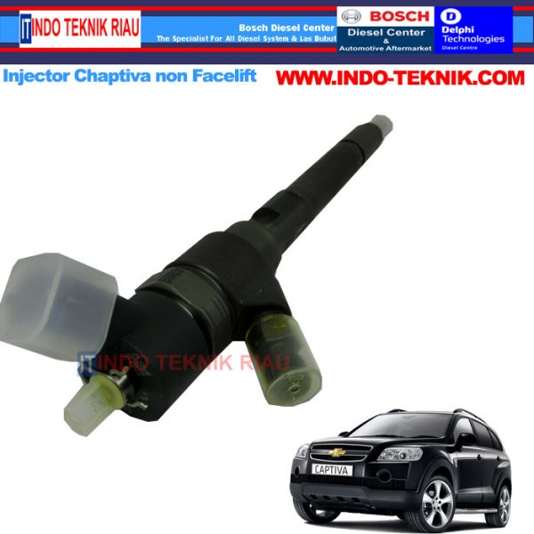 injector chevrolet chaptiva non facelift