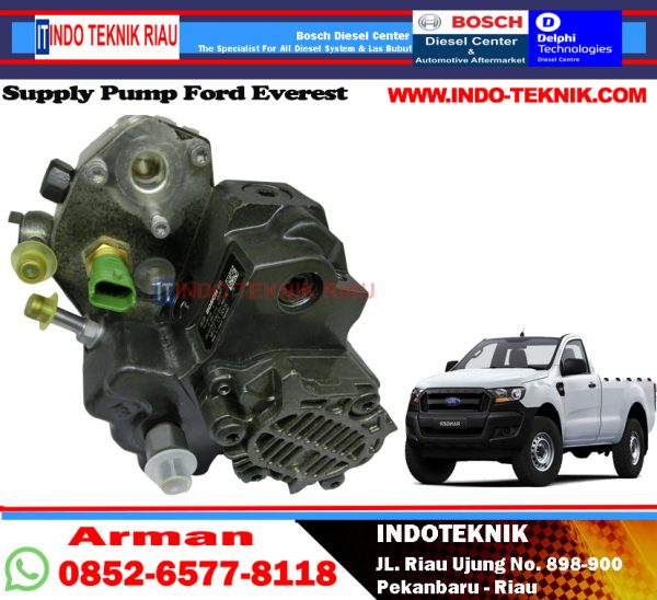 supply pump ford everest
