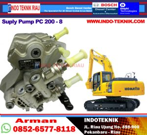 Supply Pump pc 200 - 8