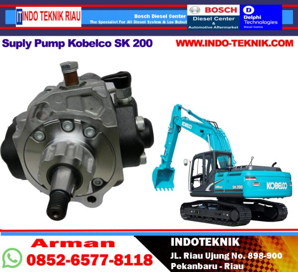 SUPPLY PUMP SK200