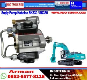 SUPPLY PUMP SK330 / SK350