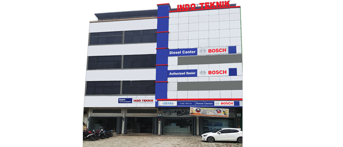 INDO TEKNIK DIESEL CENTER